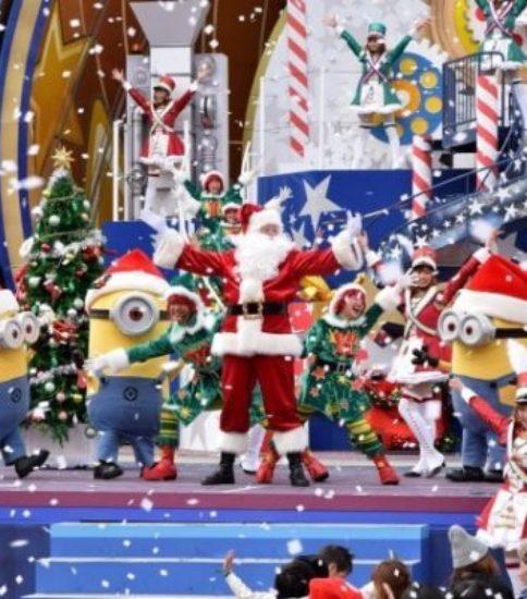 USJクリスマス2017のショーは特別!内容を紹介!